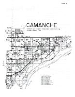 Camanche, Mississippi, Clinton County 1960